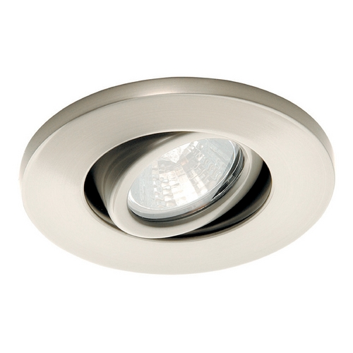 WAC Lighting Wac Lighting Brushed Nickel Recessed Light HR-1137-BN
