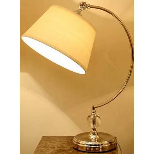 Lite Source Lighting Lite Source Dickens Antique Brass Table Lamp with Empire Shade LS-22690