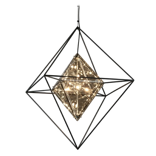 Troy Lighting Troy Lighting Epic Forged Iron Pendant Light F5327