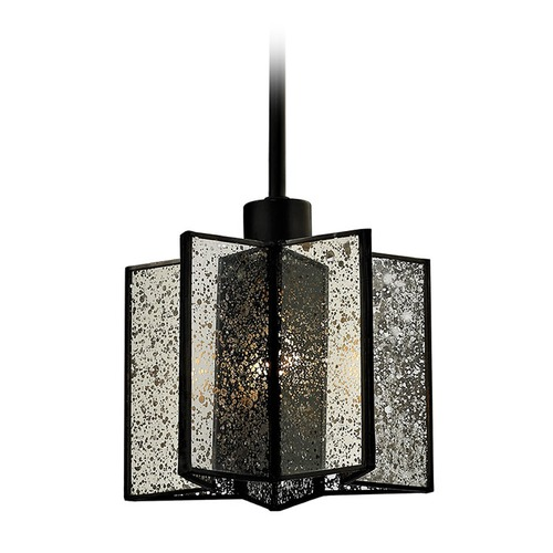 Elk Lighting Elk Lighting Star Ray Tiffany Bronze Mini-Pendant Light 70233/1