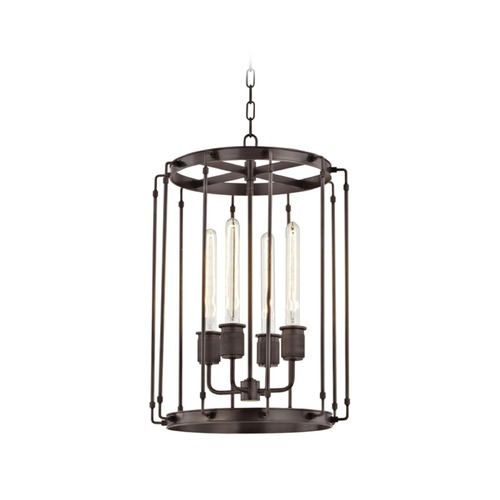 Hudson Valley Lighting Hudson Valley Lighting Hyde Park Old Bronze Pendant Light 9716-OB