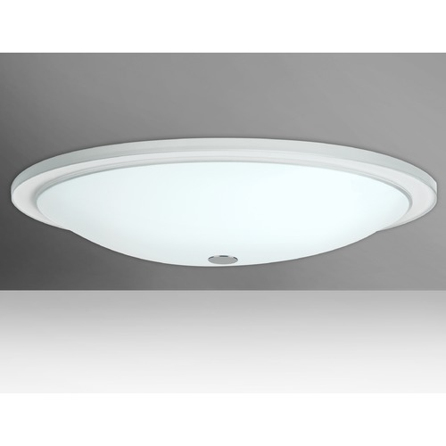 Besa Lighting Besa Lighting Manta Flushmount Light 913039C-HAL
