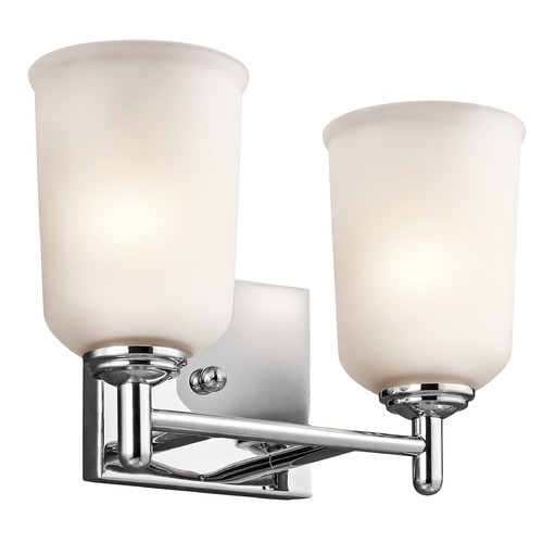 Kichler Lighting Kichler Lighting Shailene Bathroom Light 45573CH