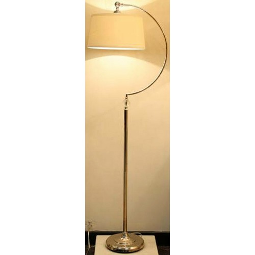 Lite Source Lighting Lite Source Dickens Antique Brass Floor Lamp with Drum Shade LS-82690