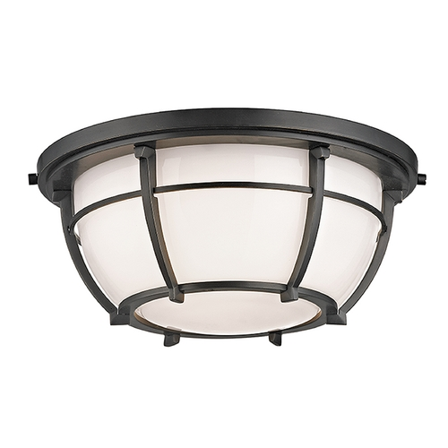 Hudson Valley Lighting Hudson Valley Lighting Conrad Old Bronze Flushmount Light 4112-OB
