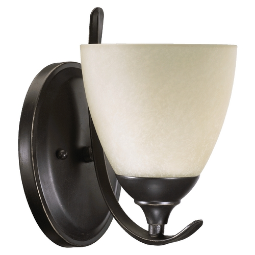 Quorum Lighting Quorum Lighting Powell Old World Sconce 5508-1-95