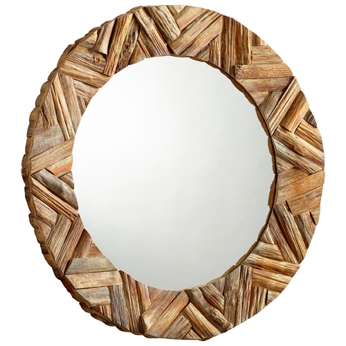 Cyan Design Haverford Round 48-Inch Mirror 06631