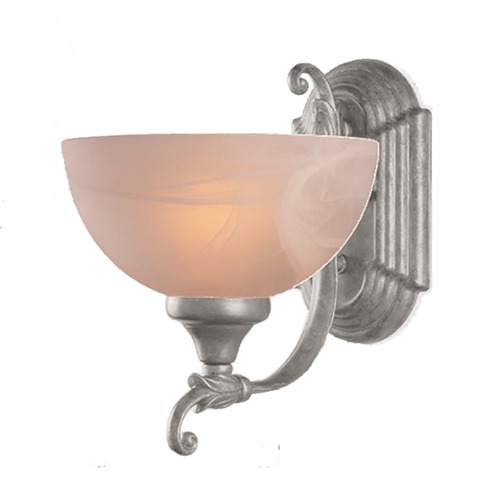 Crystorama Lighting Crystorama Lighting Hot Deal Satin Brass Sconce 6501-SB