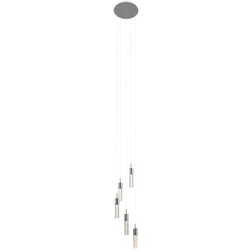 Elan Lighting Elan Lighting Kristall Chrome Multi-Light Pendant 83203