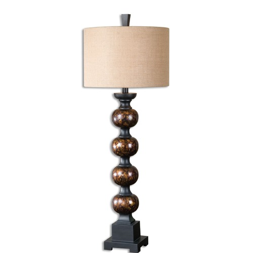 Uttermost Lighting Uttermost Massadona Stacked Spheres Buffet Lamp 27001