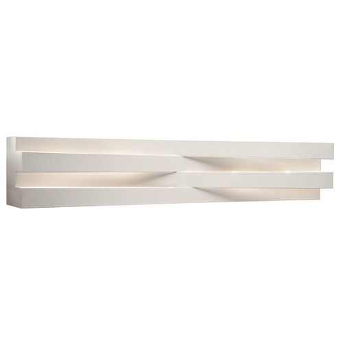 Elan Lighting Elan Lighting Massimik White Bathroom Light 83113