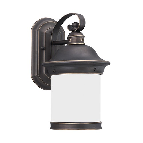 Sea Gull Lighting Sea Gull Lighting Hermitage Antique Bronze Outdoor Wall Light 89181-71