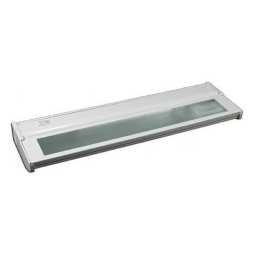 American Lighting American Lighting 120v Xenon Undercabinet Lighting White 16-Inch Light Bar Light LXC2H-WH