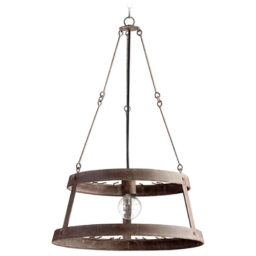 Cyan Design Cyan Design Winey Rustic Pendant Light 05312