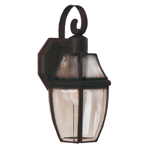 Maxim Lighting Maxim Lighting South Park Burnished Outdoor Wall Light 4011CLBU