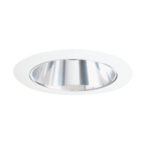 Juno Lighting Group Clear Alzak A-Lamp Reflector for 6-Inch Recessed housing 232 CWH