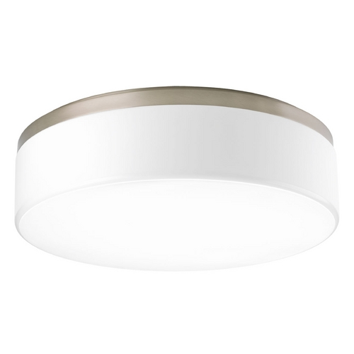 Progress Lighting Progress Lighting Maier Brushed Nickel Flushmount Light P3675-09WB