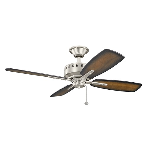 Kichler Lighting Kichler Lighting Eads Ceiling Fan Without Light 310135NI