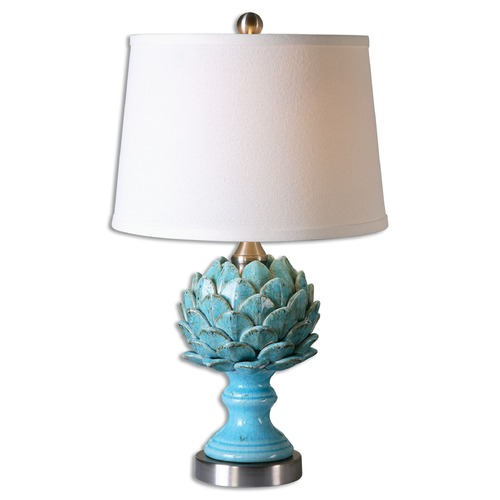 Uttermost Lighting Uttermost Cynara Artichoke Table Lamp 27006