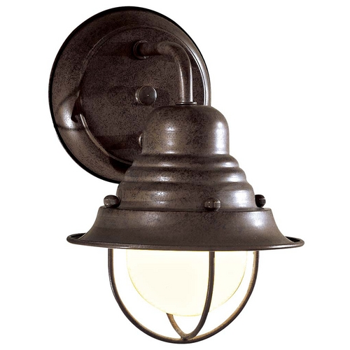 Minka Lavery Outdoor Wall Light in Antique Bronze Finish 71166-91