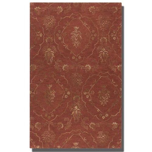 Uttermost Lighting Uttermost Geneva 8 X 10 Rug - Crimson 73044-8