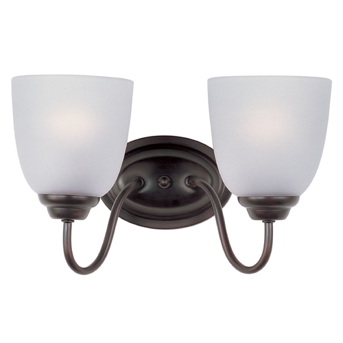 Maxim Lighting Maxim Lighting Stefan Oil Rubbed Bronze Bathroom Light 10072FTOI