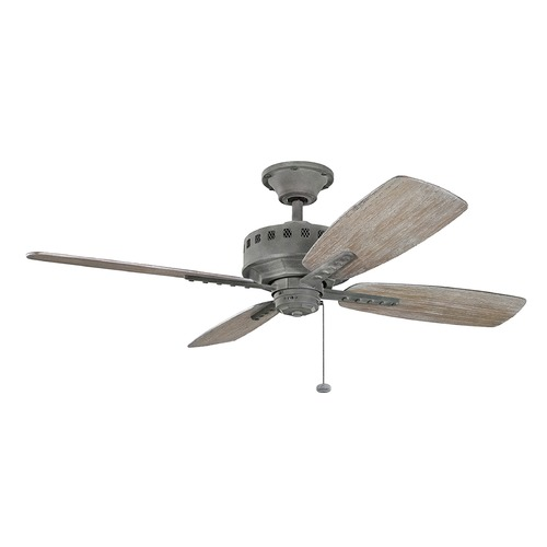 Kichler Lighting Kichler Lighting Eads Ceiling Fan Without Light 310135WZC