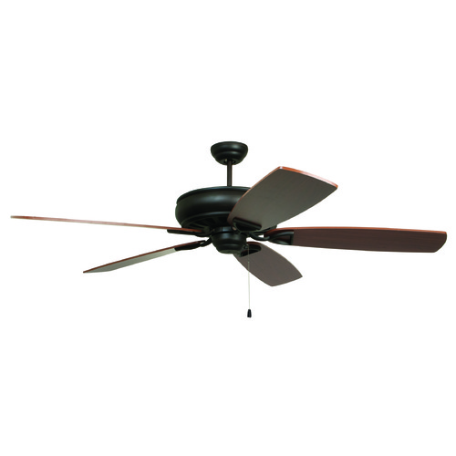 Craftmade Lighting Craftmade Lighting Supreme Air Aged Bronze Brushed Ceiling Fan Without Light K11025