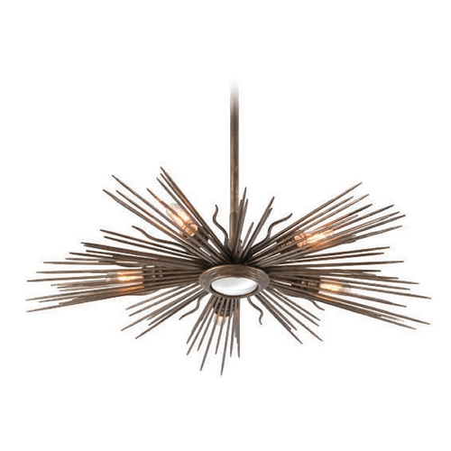 Troy Lighting Troy Lighting Blink Light Cottage Bronze Pendant Light F4135