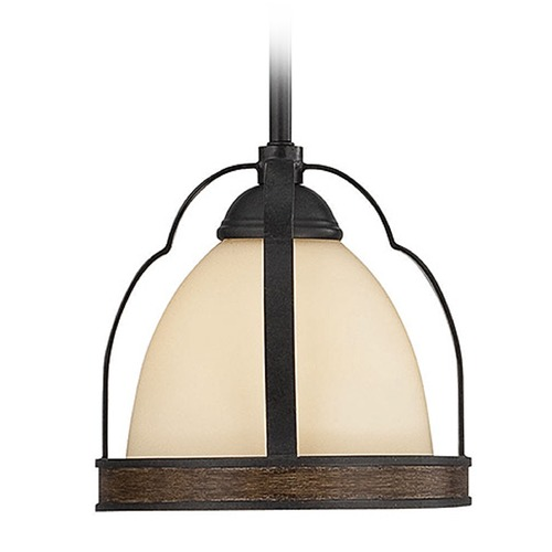Savoy House Savoy House Durango Mini-Pendant Light with Bowl / Dome Shade 7-8906-1-41