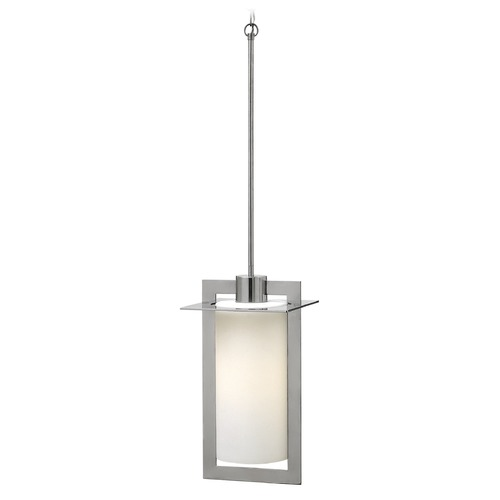 Hinkley Lighting Hinkley Lighting Colfax Polished Stainless Steel Outdoor Hanging Light 2922PS-GU24