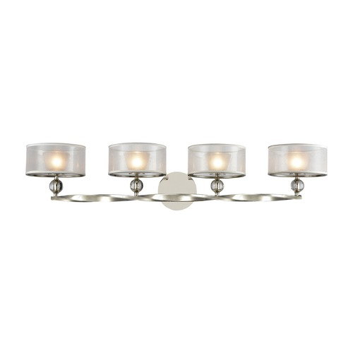 Elk Lighting Elk Lighting Corisande Polished Nickel Bathroom Light 32293/4
