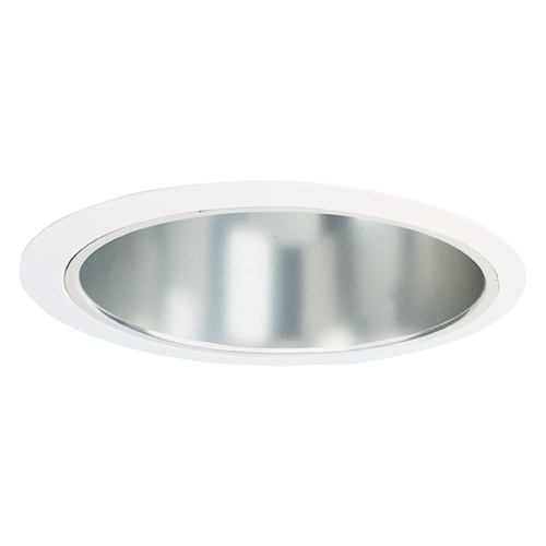 Juno Lighting Group A-Lamp Reflector for 6-Inch Recessed Housing 232W-WH