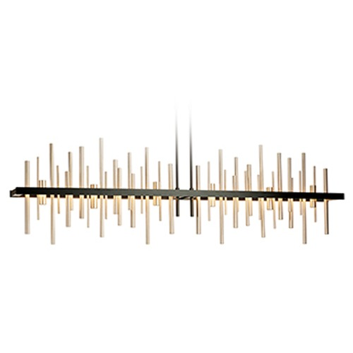 Hubbardton Forge Lighting Hubbardton Forge Black Island Light 139736D-08-NO