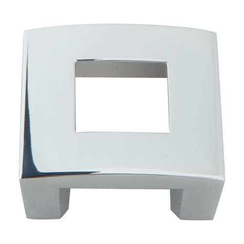 Atlas Homewares Modern Cabinet Knob in Polished Chrome Finish 255-CH