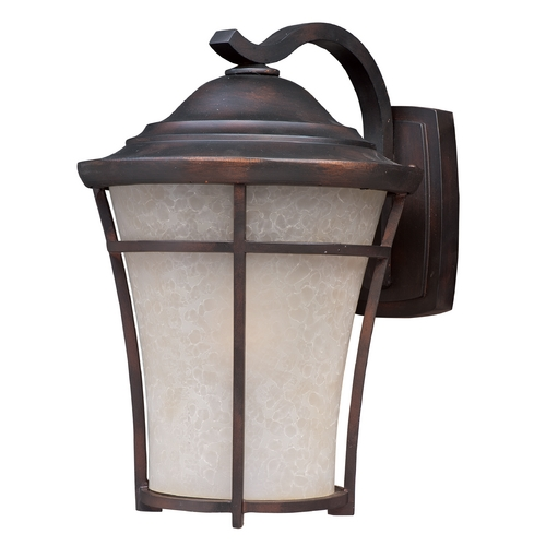 Maxim Lighting Maxim Lighting Balboa Dc Ee Copper Oxide Outdoor Wall Light 85504LACO
