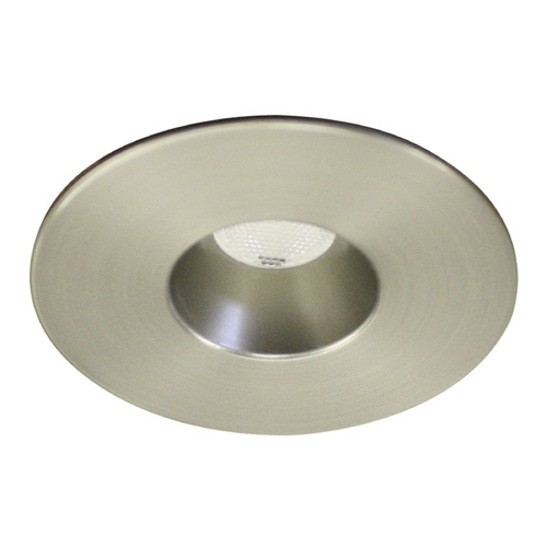 WAC Lighting Wac Lighting Brushed Nickel LED Recessed Light HR-LED231R-35-BN