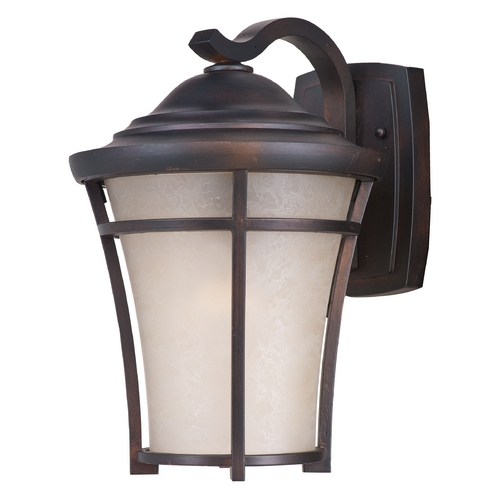 Maxim Lighting Maxim Lighting Balboa Dc Ee Copper Oxide Outdoor Wall Light 85506LACO