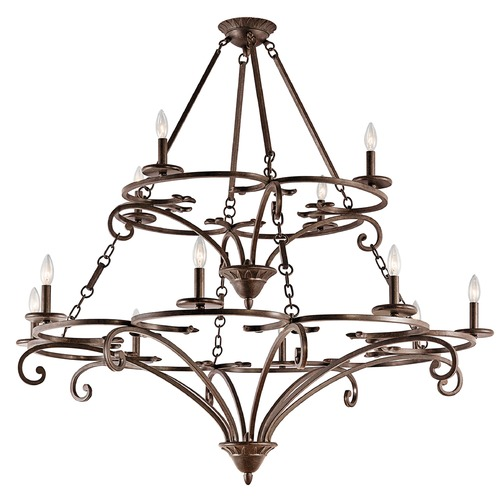 Kichler Lighting Kichler Lighting Caldella Chandelier 43779AGZ