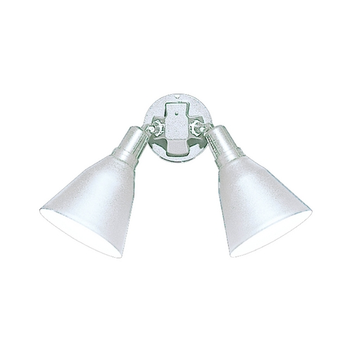 Progress Lighting Progress Security Light in White Finish P5203-30