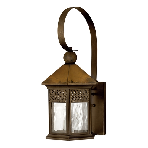 Hinkley Lighting 22-Inch Outdoor Wall Light 2995SN