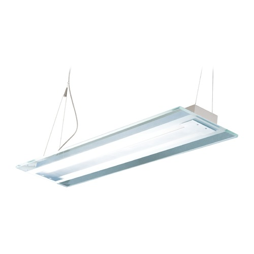 ET2 Lighting Contempra Brushed Aluminum Pendant Light E22123-24AL