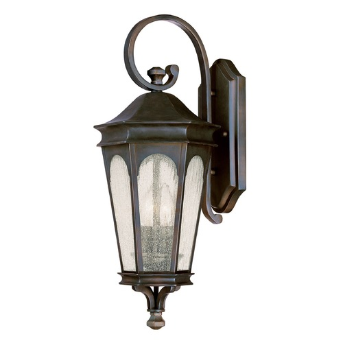 Capital Lighting Capital Lighting Inman Park Old Bronze Outdoor Wall Light 9381OB