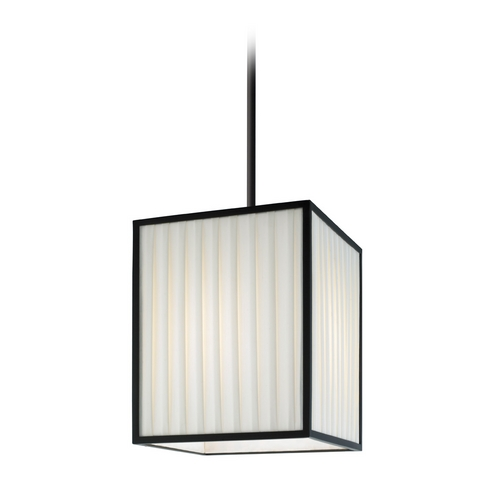 Sonneman Lighting Modern Mini-Pendant Light with White Shade 4511.25