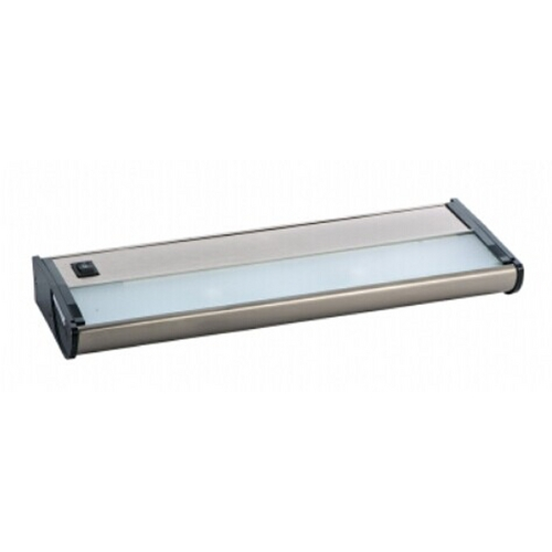 Maxim Lighting Maxim Lighting Countermax Satin Nickel 13-Inch Linear / Bar Light 87831SN