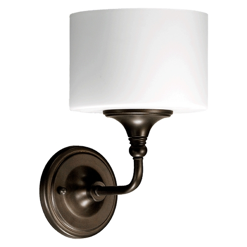 Quorum Lighting Quorum Lighting Rockwood Oiled Bronze Sconce 5490-1-86