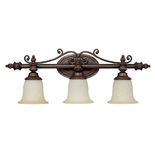 Capital Lighting Capital Lighting Burnished Bronze Bathroom Light 1703BB-291