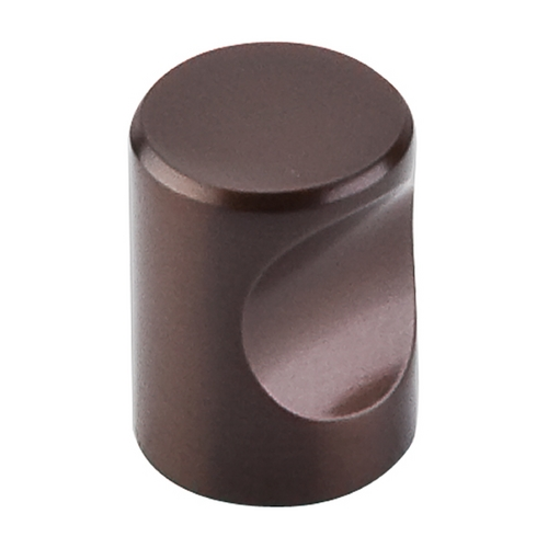 Top Knobs Hardware Modern Cabinet Knob in Oil Rubbed Bronze Finish M1601