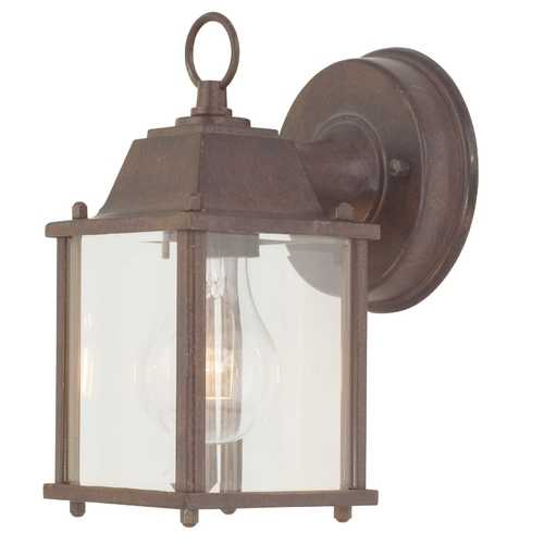 Design Classics Lighting Squared Outdoor Wall Light 3045 AT