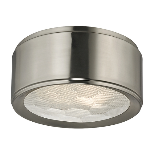Hudson Valley Lighting Hudson Valley Lighting Dalton Satin Nickel Flushmount Light 7710-SN